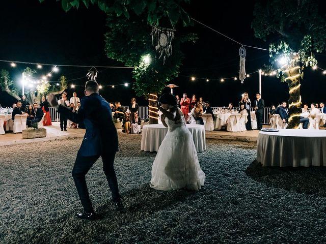La boda de Dani y Alba en Sant Quirze Safaja, Barcelona 42