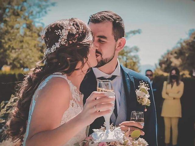 La boda de Sergio y Bea  en Pozo Alcon, Jaén 3