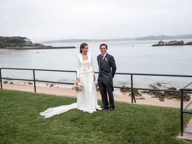 La boda de Jorge y Ana  en Santander, Cantabria 1