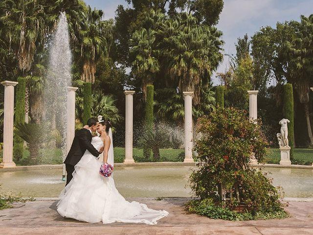 La boda de Alba y Jonathan
