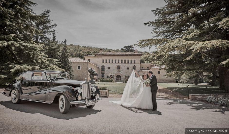 La boda de Jon y Ana en Pamplona, Navarra