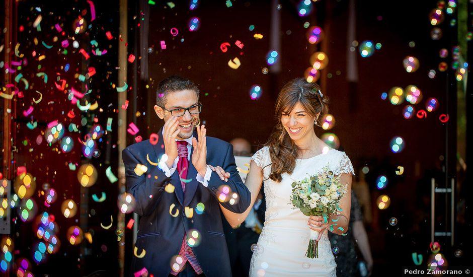 La boda de Raúl y Cristina en Alcalá De Henares, Madrid