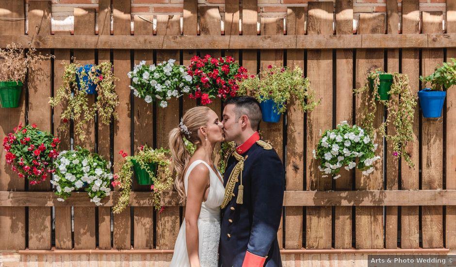 La boda de Pablo y May en Piedrabuena, Ciudad Real