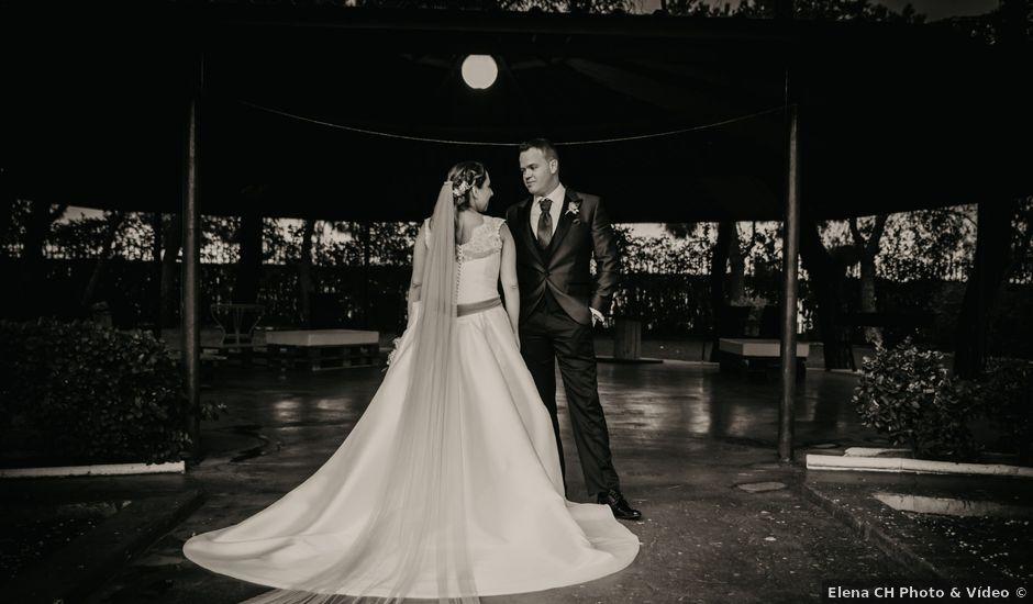 La boda de Pablo y Victoria en Cubas De La Sagra, Madrid