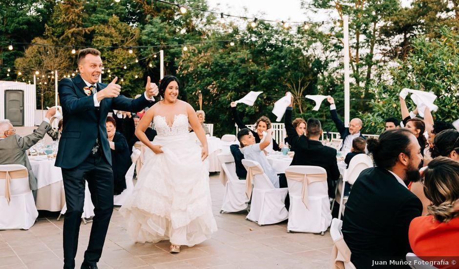 La boda de Dani y Alba en Sant Quirze Safaja, Barcelona