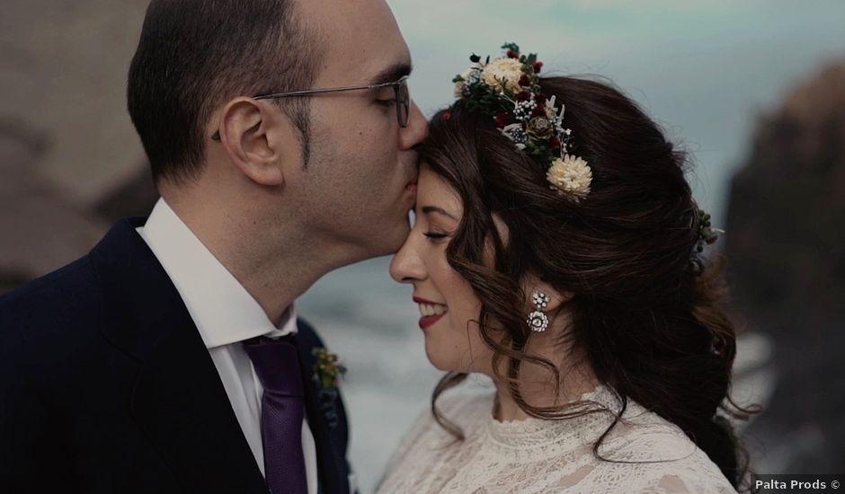 La boda de Fernando y Andrea en Avilés, Asturias