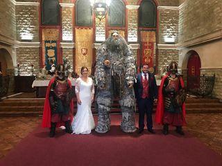 La boda de Marisa y Diego