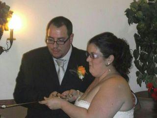 La boda de David y Patricia 1