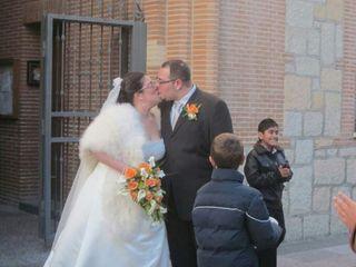 La boda de David y Patricia
