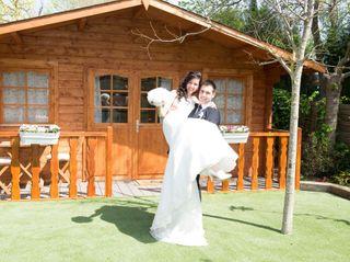 La boda de Jennifer y Ruben