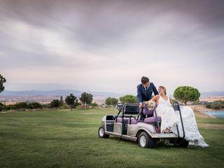 La boda de Luz y Alfonso