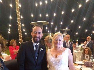 La boda de Andrea y Eduardo Emanuel 1
