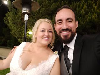La boda de Andrea y Eduardo Emanuel 2