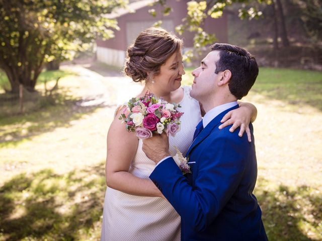 La boda de Irene y Igor