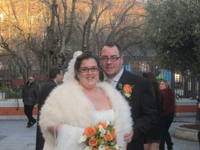 La boda de Patricia y David en Valdemoro, Madrid 4