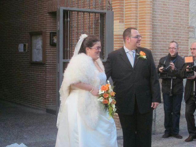 La boda de Patricia y David en Valdemoro, Madrid 2