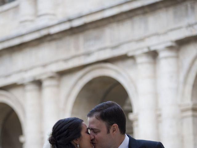 La boda de Javi y Isa en Valladolid, Valladolid 8