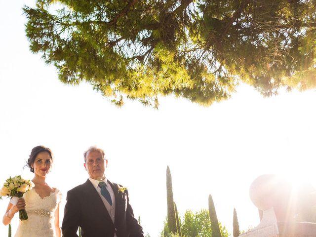 La boda de Antonio y Maria Jose en Toledo, Toledo 12