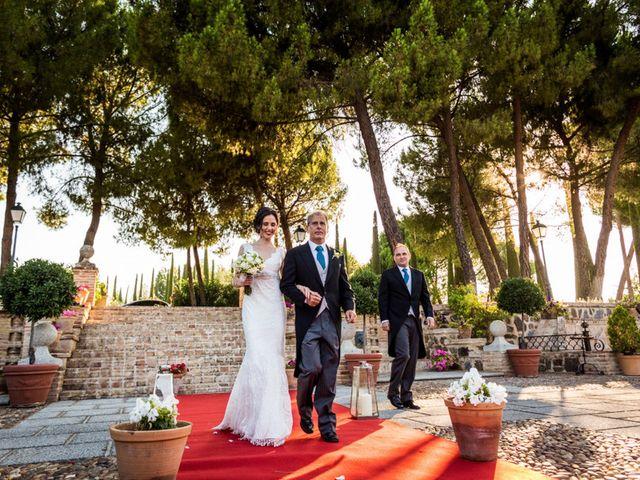 La boda de Antonio y Maria Jose en Toledo, Toledo 13