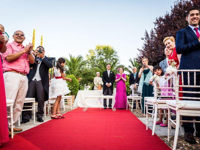 La boda de Antonio y Maria Jose en Toledo, Toledo 14