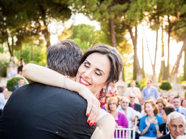 La boda de Antonio y Maria Jose en Toledo, Toledo 17