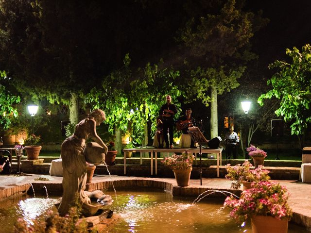 La boda de Antonio y Maria Jose en Toledo, Toledo 27