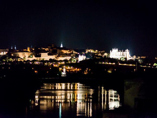La boda de Antonio y Maria Jose en Toledo, Toledo 28