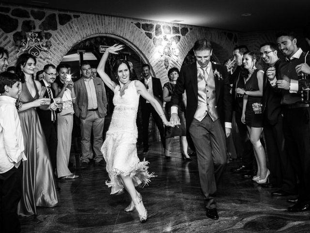 La boda de Antonio y Maria Jose en Toledo, Toledo 31