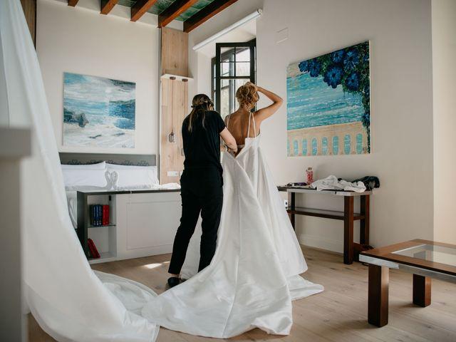 La boda de Marc y Cristina en Vilanova I La Geltru, Barcelona 4