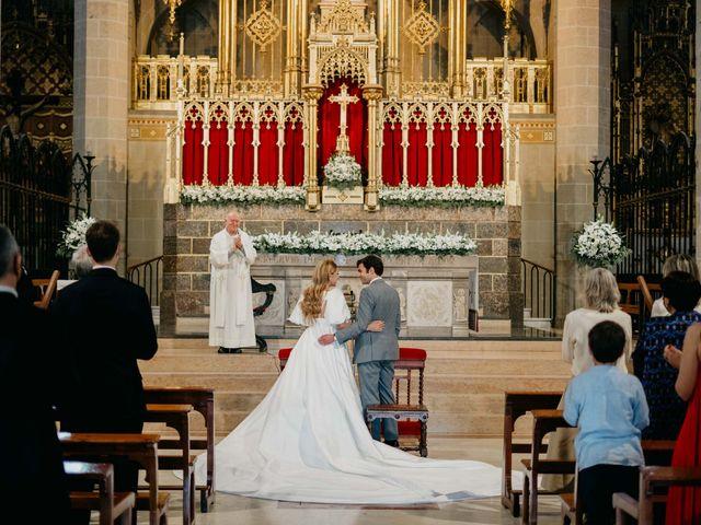 La boda de Marc y Cristina en Vilanova I La Geltru, Barcelona 11