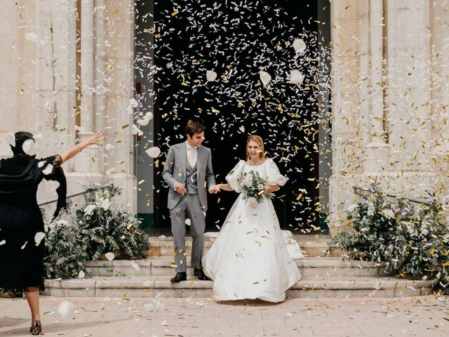 La boda de Marc y Cristina en Vilanova I La Geltru, Barcelona 1