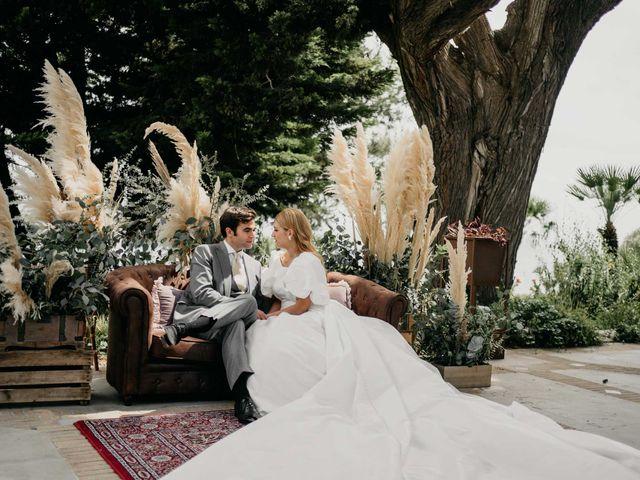 La boda de Cristina y Marc