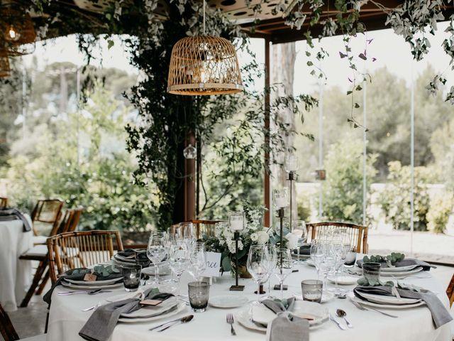 La boda de Marc y Cristina en Vilanova I La Geltru, Barcelona 15