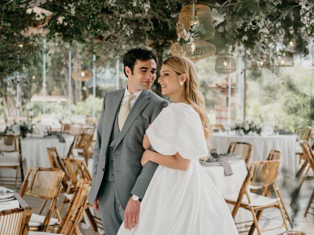 La boda de Marc y Cristina en Vilanova I La Geltru, Barcelona 16