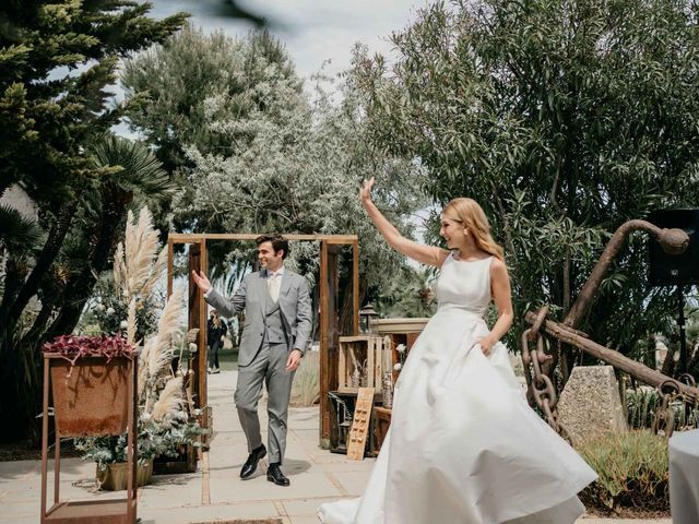 La boda de Marc y Cristina en Vilanova I La Geltru, Barcelona 20