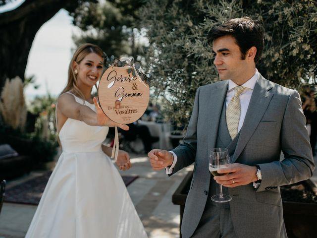 La boda de Marc y Cristina en Vilanova I La Geltru, Barcelona 24