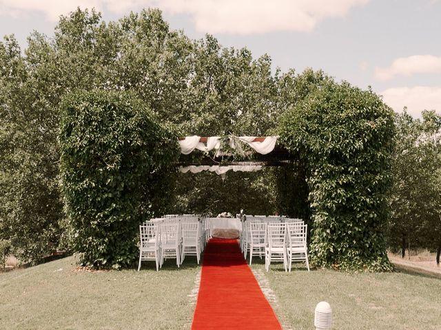La boda de Ricardo y Sheila en Villamayor, Salamanca 2