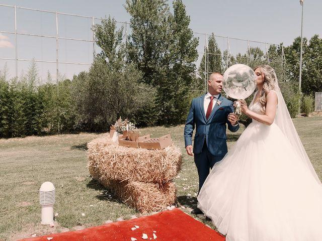 La boda de Ricardo y Sheila en Villamayor, Salamanca 5