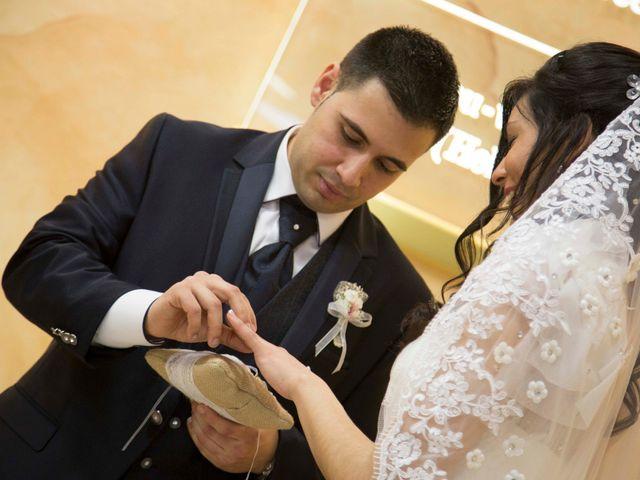 La boda de Ruben y Jennifer en Palau De Plegamans, Barcelona 13
