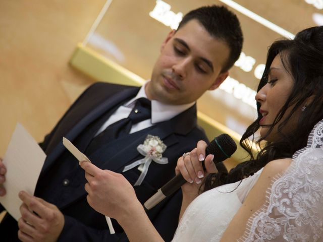 La boda de Ruben y Jennifer en Palau De Plegamans, Barcelona 14