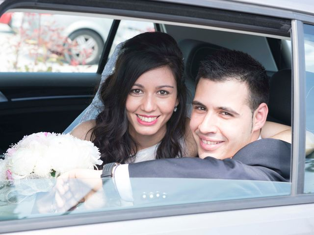 La boda de Ruben y Jennifer en Palau De Plegamans, Barcelona 1