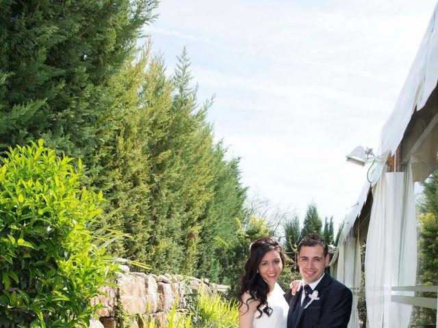 La boda de Ruben y Jennifer en Palau De Plegamans, Barcelona 16