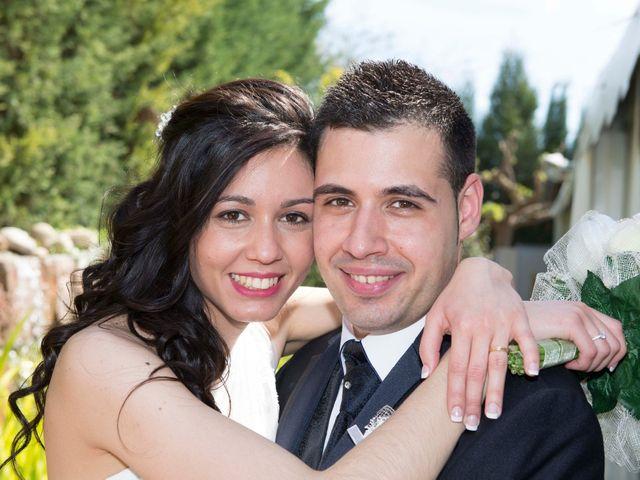 La boda de Ruben y Jennifer en Palau De Plegamans, Barcelona 2