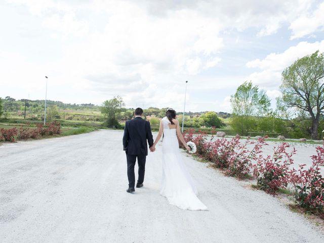 La boda de Ruben y Jennifer en Palau De Plegamans, Barcelona 22