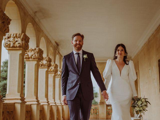 La boda de Susana y Tom