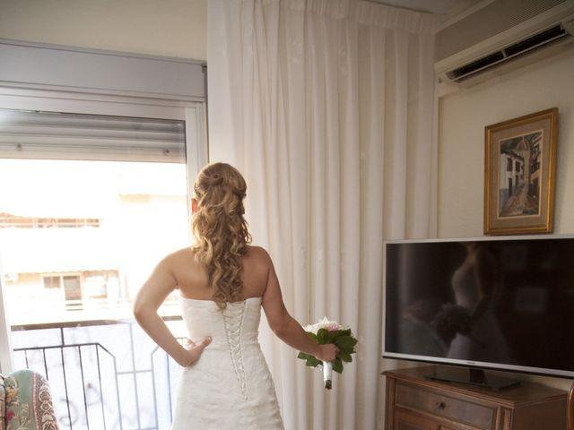 La boda de Agustín y Isabel en Sagunt/sagunto, Valencia 17