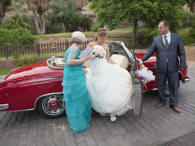La boda de Agustín y Isabel en Sagunt/sagunto, Valencia 25