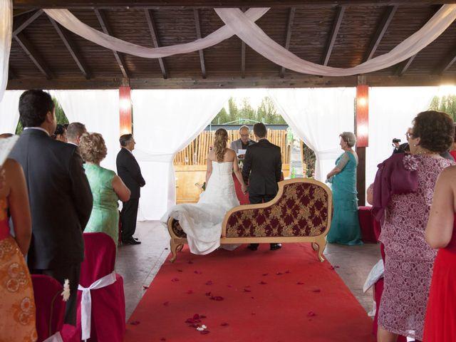 La boda de Agustín y Isabel en Sagunt/sagunto, Valencia 26