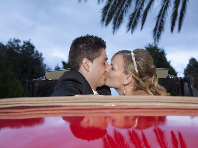 La boda de Agustín y Isabel en Sagunt/sagunto, Valencia 1