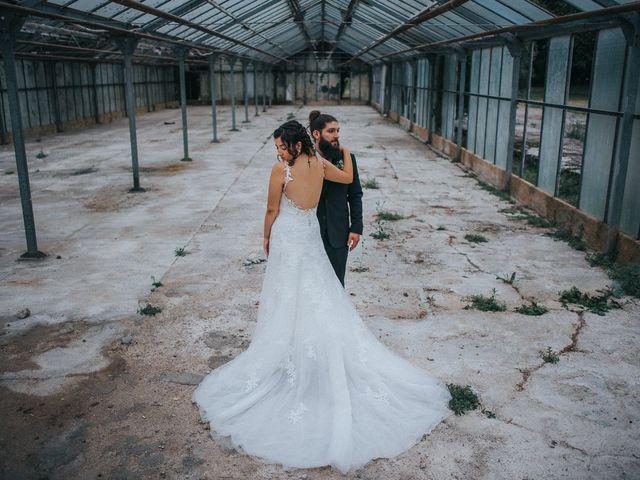 La boda de Rocío y Patricio